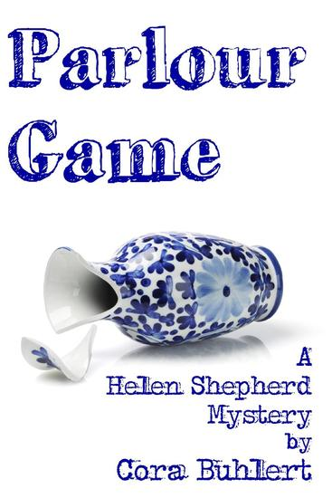 Parlour Game - Helen Shepherd Mysteries #11 - cover