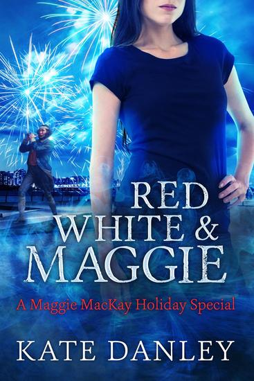 Red White and Maggie - Maggie MacKay: Holiday Special #2 - cover