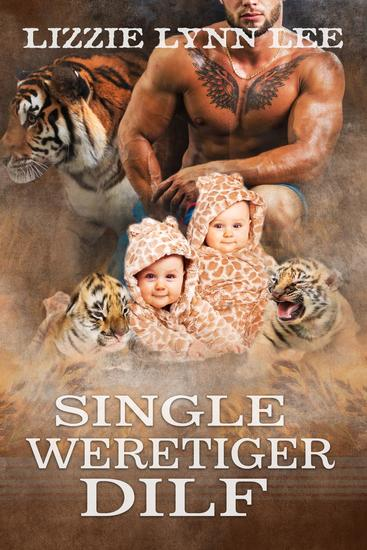 Single Weretiger DILF - cover