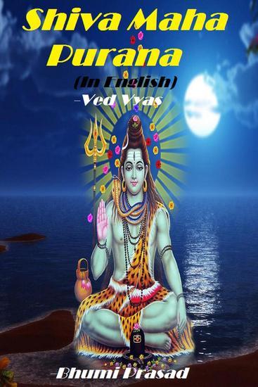 Shiva Maha Purana - cover
