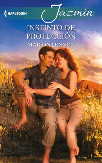 Instinto de protección - cover