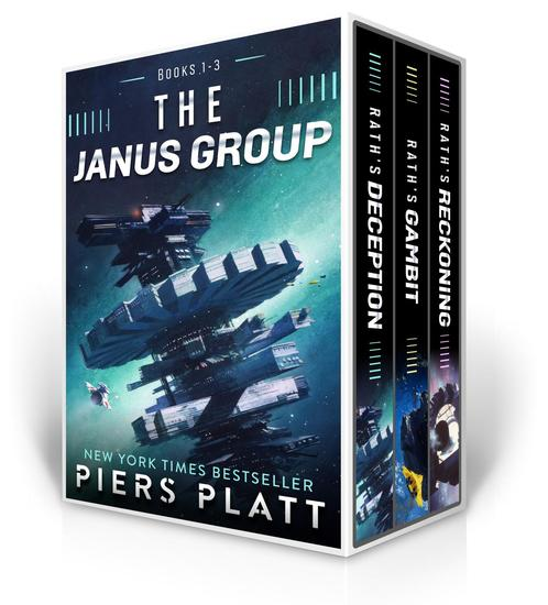 The Janus Group: Books 1-3 - The Janus Group - cover