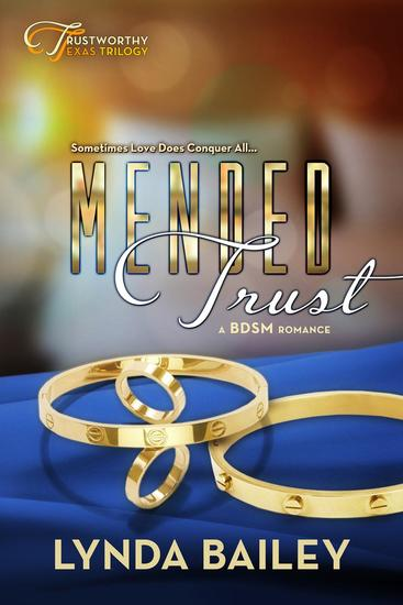 Mended Trust - Trustworthy Texas Trilogy #2 - cover