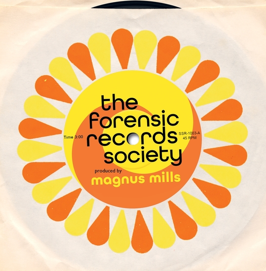 The Forensic Records Society - cover