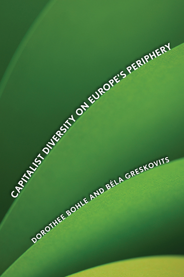 Capitalist Diversity on Europe's Periphery - cover