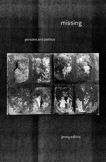 Missing - Persons and Politics - cover
