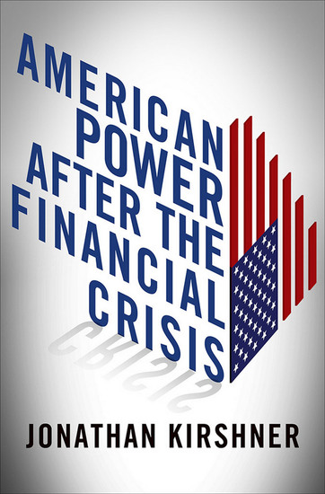 American Power after the Financial Crisis - cover