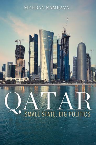 Qatar - Small State Big Politics - cover
