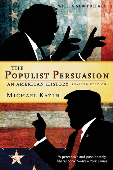 The Populist Persuasion - An American History - cover