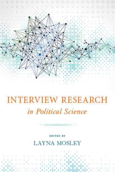 Interview Research in Political Science - cover