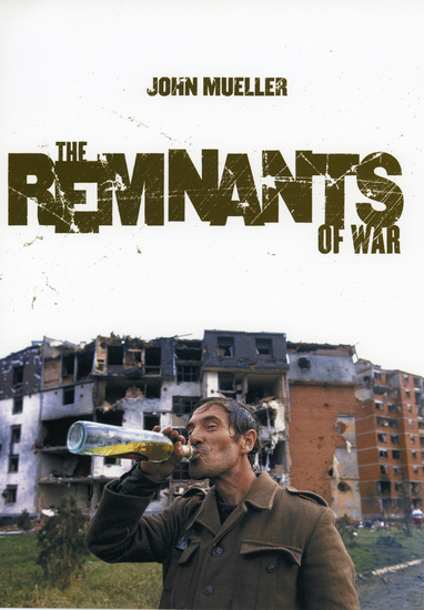 The Remnants of War - cover