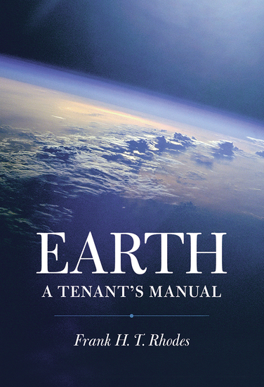 Earth - A Tenant's Manual - cover