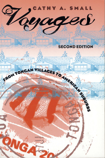 Voyages - From Tongan Villages to American Suburbs Second Edition - cover