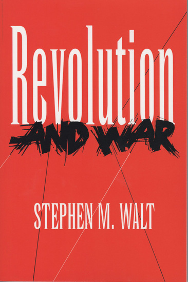 Revolution and War - cover