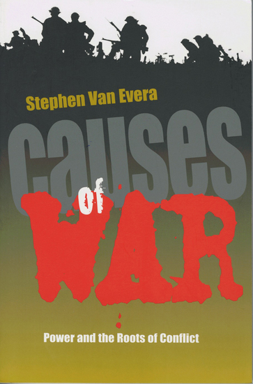 Causes of War - Power and the Roots of Conflict - cover