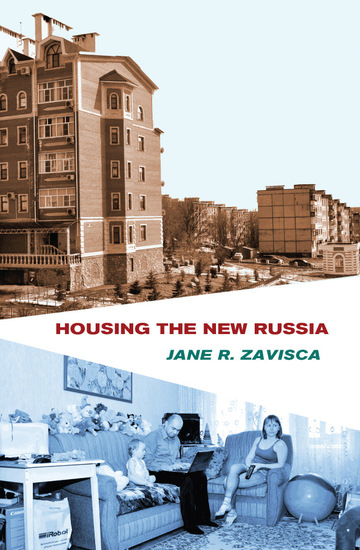 Housing the New Russia - cover