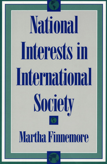 National Interests in International Society - cover