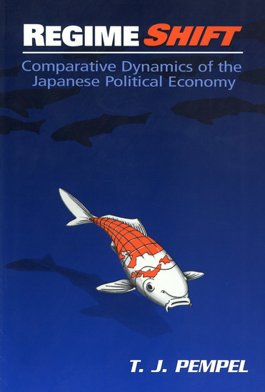 Regime Shift - Comparative Dynamics of the Japanese Political Economy - cover