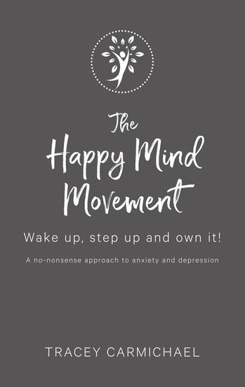 The Happy Mind Movement - Wake up step up and own it - cover