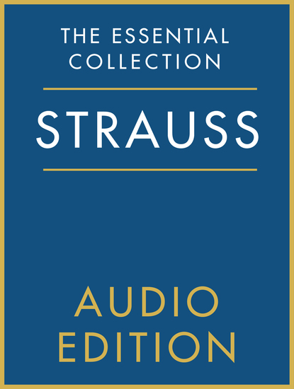 The Essential Collection: Strauss Gold - cover