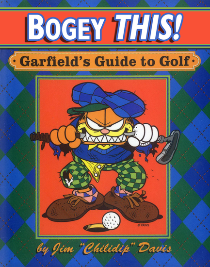 Bogey This! - Garfield's Guide to Golf - cover