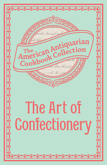The Art of Confectionery - cover