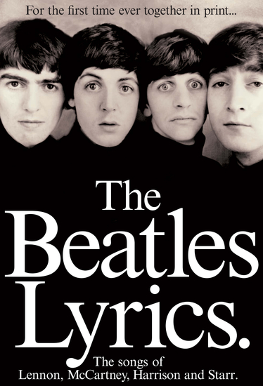 The Beatles Lyrics - cover