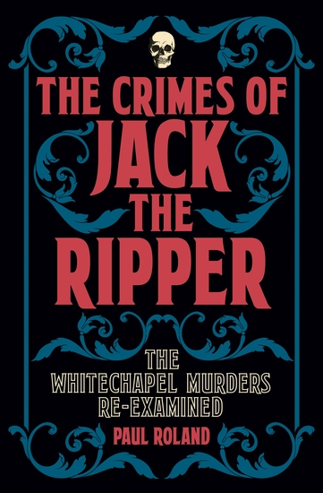 The Crimes of Jack the Ripper - cover