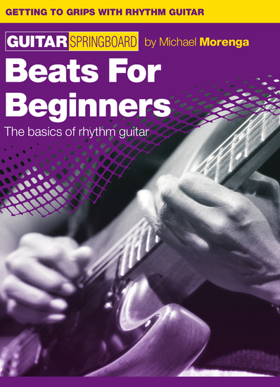 Guitar Springboard: Beats for Beginners - cover