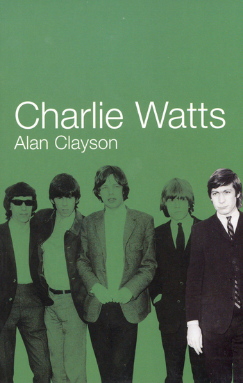Charlie Watts - cover
