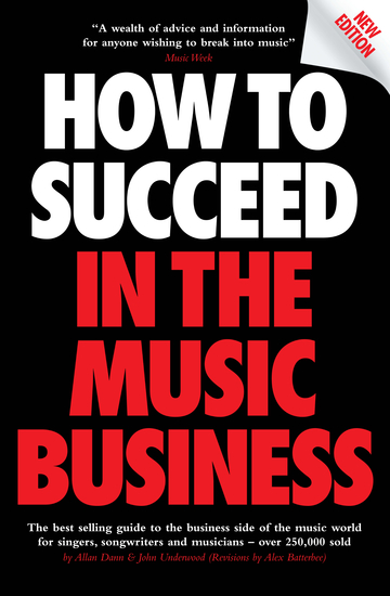 How to Succeed in the Music Business - cover