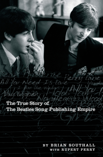 Northern Songs: The True Story of the Beatles Song Publishing Empire - cover