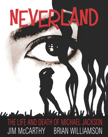 Neverland: The Life & Death of Michael Jackson - cover