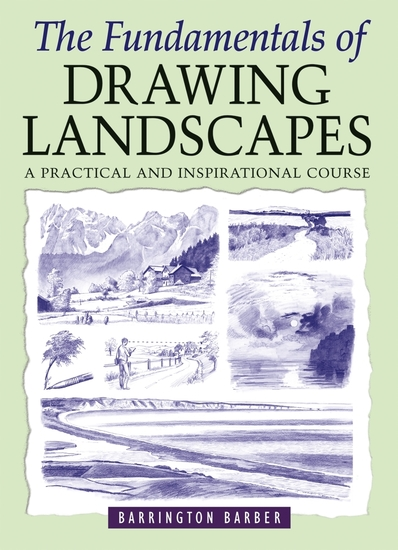 The Fundamentals of Drawing Landscapes - cover