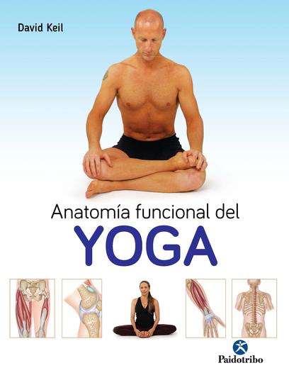 Anatomía funcional del Yoga - cover