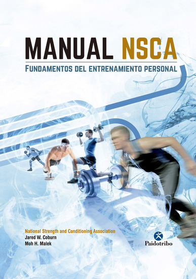 Manual NSCA - Fundamentos del entrenamiento personal - cover