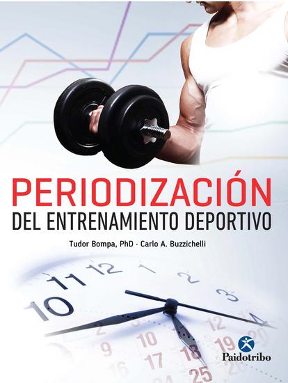 Periodización del entrenamiento deportivo - cover