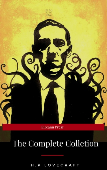 The Complete HP Lovecraft Collection (WSBLD Classics) - cover