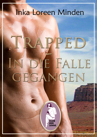 Trapped - In die Falle gegangen - cover
