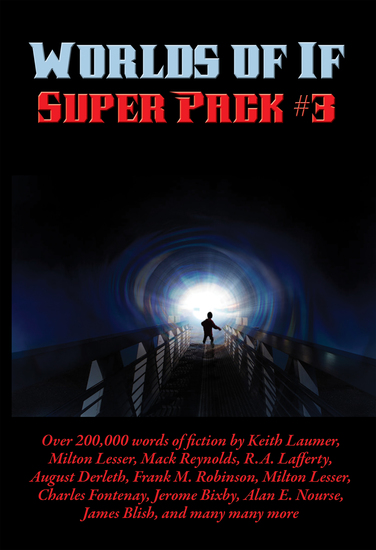 Worlds of If Super Pack #3 - cover