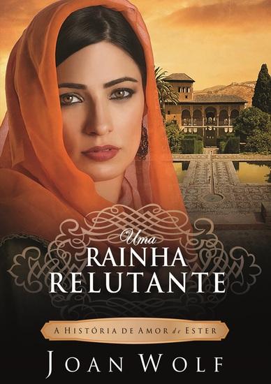 Uma Rainha Relutante - cover