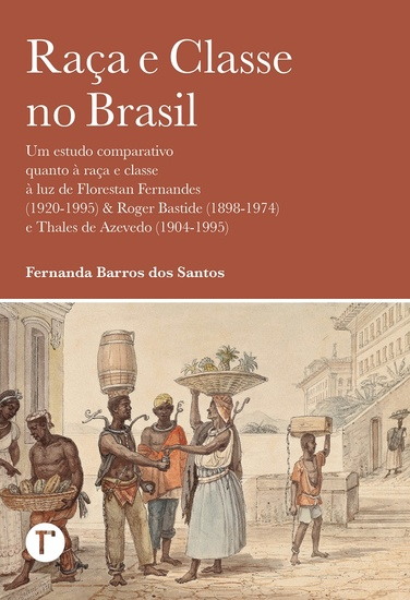 Raça e classe no Brasil - cover