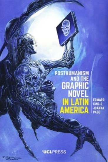 Posthumanism and the Graphic Novel in Latin America - cover