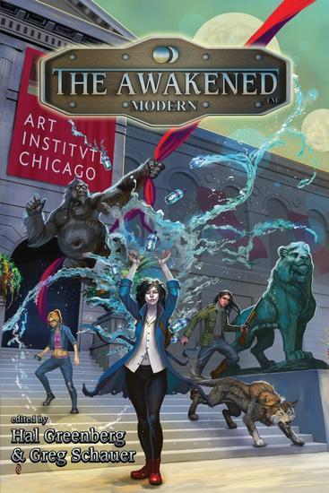 The Awakened Modern - cover