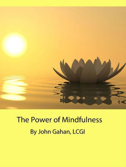 The Power of Mindfulness - cover