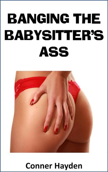 Banging the Babysitter's Ass - cover