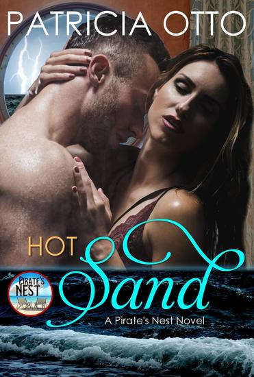 Hot Sand - A Pirate's Nest Story #2 - cover