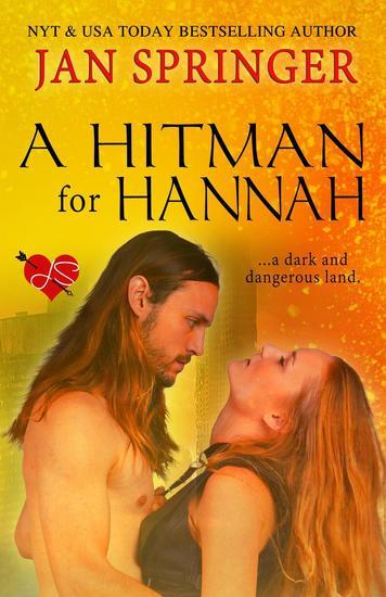 A Hitman for Hannah - cover