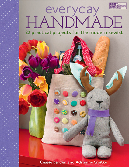 Everyday Handmade - 22 Practical Projects for the Modern Sewist - cover