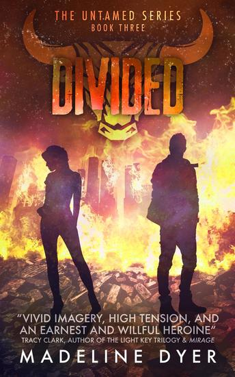 Divided - Untamed Series #3 - cover
